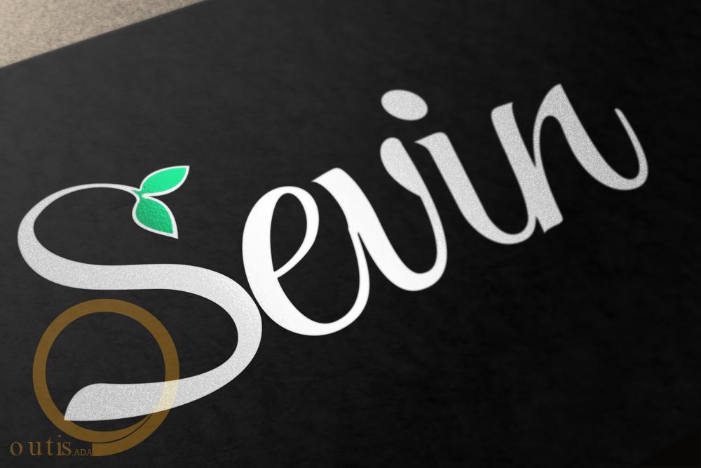 لوگو گروه طراحی سوین قشم| شرکت اوتیس گرافیک