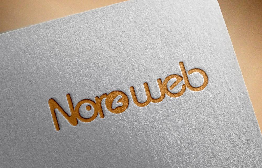 لوگو وب سایت نورووب | شرکت اوتیس گرافیک