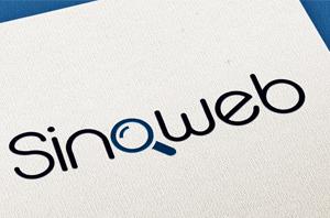 طراحی لوگو وب سایت سینو وب sinoweb